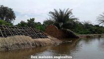 RDC : après le Nord-Ubangi et le Sud-Ubangi, les inondations touchent aussi la Mongala
