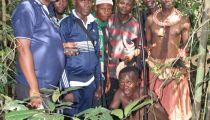 Kasaï: une forêt communautaire identifiée au Groupement  des Peuples Autochtones de Batwakadimba à Mweka