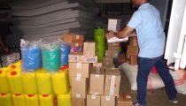 3.975 ménages sinistrés des pluies diluviennes de Kinshasa assistés par Caritas et Angel Cosmetics