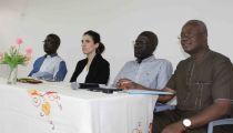 Programme A2P-DIRO / Atelier Bilan orienté Capitalisation: Ouverture des travaux à Bingerville en Côte d'Ivoire
