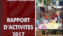 RDC : environ 8 millions des personnes touchées par les interventions de Caritas Congo Asbl en 2017