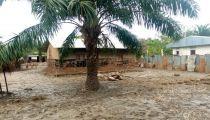 Sud-Ubangi: les victimes d'inondations de Zongo espèrent une réponse adéquate face au sinistre subi