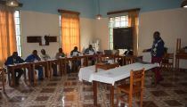 S/Kivu : atelier d'information sur la Veille Humanitaire avec les Curés Doyens du Diocèse de Bukavu