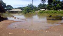 Le Nord-Ubangi frappé à son tour par l'inondation : déjà plusieurs milliers de personnes sans-abris