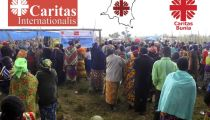Ituri : Caritas Bunia au secours de 500 ménages retournés de Djugu