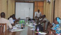Kinshasa : vers la mise en place d'un plan de sécurité de la Caritas Congo Asbl
