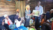 Nord-Kivu : Caritas participe à l'autonomisation de la femme dans la ville de Goma