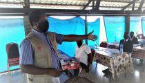 Kwilu: début de formation des prestataires pour l'aide d'urgence multisectorielle de Caritas contre la COVID19 à Idiofa