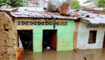 RDC : 1000 ménages sans abris après la pluie à Kasenga