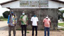 Kwilu: appuyée en test rapide par la Caritas Congo, la Zone de Santé d'Idiofa a notifié un cas de Covid19 confirmé par l'INRB