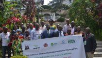 7ème session du Comité de Pilotage National : les avancées  du Projet d'Appui aux Communautés Dépendantes de la Forêt évaluées