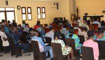 RDC : le Personnel de la Caritas invité à témoigner « Jésus la Parole qui vient changer le monde »