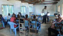 Caritas Congo Asbl et appui aux communautés dépendantes de la forêt en  RDC : Résultats d'une mission de terrain  dans le bassin d'approvisionnement de Mai-Ndombe