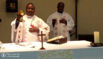 3ème Congrès National de l'Eucharistie reporté : une messe ad hoc dite à la Caritas Congo à Kinshasa