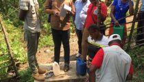 Tshopo: la communauté du village Yaliomboitale s'engage à  l'entretien régulier de sa source d'eau