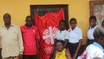 Kinshasa : Les jeunes filles défavorisées du Centre Tobonga assistées par Caritas Congo Asbl