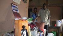 Kasaï : réponse humanitaire d'urgence de Caritas à 430 ménages retournés de Kakenge