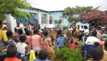 Lualaba : un projet de Caritas Congo Asbl décharge 480 enfants malnutris aiguës sévères dans la Zone de Santé de Dilala