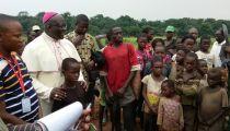 Matrice d'alerte de Caritas: de nouveaux réfugiés centrafricains vers le Territoire de Mobayi-Mbongo