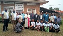 RDC : Le Programme quinquennal (2013-2017)  d'appui à l'amélioration de la sécurité alimentaire de Caritas a réellement atteint ses objectifs dans les Diocèses de Kindu, Kisantu et Kongolo