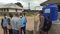 Kwilu : clôture du projet d'aide d'urgence multisectorielle de Caritas contre la Covid19 dans le Territoire d'Idiofa à la grande satisfaction des parties prenantes