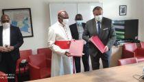 Covid-19 en RDC : l'Ambassade de France et la Caritas ensemble pour booster la production de 2.500 producteurs maraichers et vivriers de Kinshasa