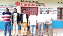 RDC : Grâce à un Programme de Caritas Congo Asbl des milliers de jeunes dans l'éducation et hors du travail dans les mines à Mwenga et à Wamba