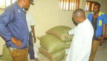 Ituri : Caritas Bunia assiste les prisonniers du centre pénitentiaire de Bunia en vivres