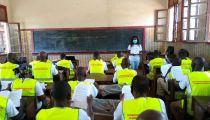 Equateur: appuyés par Caritas Congo et Africa CDC, 450 Relais Communautaires déployés contre la Covid19 à Mbandaka