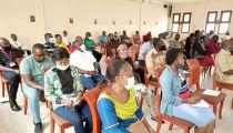 Kinshasa: le Personnel de Caritas Congo Asbl invités à «traverser la Pâques les pieds secs»
