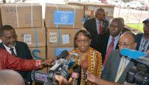 Kinshasa : la riposte s'organise contre l'épidémie de choléra ; 21 des 35 Zones de Santé touchées