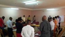 Prévention de la Covid19 à Kinshasa: des sensibilisateurs en formation par Caritas Congo bientôt à l'assaut du Rond-Point Ngaba