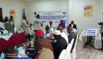RDC : une table ronde des Confessions Religieuses contre Ebola ouverte à Goma autour de la Caritas