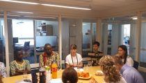 Oslo : ODW, Caritas Norvège et Caritas Congo Asbl mobilisent les jeunes norvégiens contre le travail des enfants dans les mines