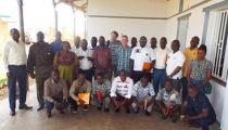 Atelier de capitalisation des expériences à Lubumbashi en RDC : A la clôture des travaux les participants  s'engagent à concrétiser cette pratique