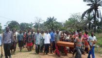 Kasaï : moins qu'en 2007, une nouvelle catastrophe ferroviaire frappe Kakenge ; au moins 30 morts