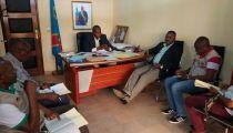 Nord-Ubangi: 1ère assistance symbolique de Caritas Congo Asbl aux sinistrés des inondations à Mobayi-Mbongo