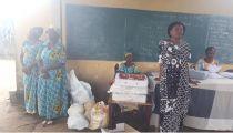 RDC :   La Caritas de la paroisse Saint Léonard, à Kinshasa,  dans des actions au profit des vulnérables