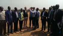 Haut-Lomami: Caritas contribue à la surveillance des maladies évitables par la vaccination visitée par la Fondation Bill et Melinda Gates