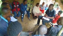 Caritas Goma et Misereor pour l'encadrement des creuseurs artisanaux dans le territoire de Walikale