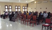 RDC : L'Abbé-Aumônier Augustin Bita interpelle les agents de Caritas Congo Asbl à développer une attention particulière pour les pauvres