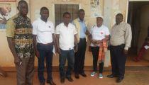 Lutte contre le VIH/Sida-Tuberculose et Paludisme : une mission de Caritas Congo en évaluation des activités à Buta
