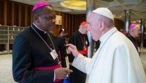 RD. Congo : Mgr Fridolin Ambongo, Cardinal indiqué pour cette période difficile, selon un agent de la Caritas Congo Asbl