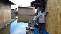 Mahagi/Ituri : les Chefferies des Mukambo et Wagongo inondées par les eaux du Lac Albert