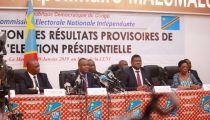 RDC: la CENCO aussi appelle au calme après la victoire provisoire de Tshisekedi à la présidentielle