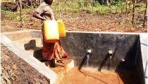 Aménagement des dix sources d'eau à Kabongo : une réponse a un besoin longtemps ressenti par plus de 5544 ménages