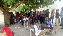 Caritas Congo a évalué les besoins des réfugiés centrafricains dans les Diocèses de Bondo et Molegbe