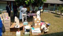 Covid-19 à Kinshasa : Caritas renforce les capacités de prise en charge du Centre Hospitalier Kikimi