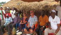 RDC : Caritas Congo Asbl et Caritas Allemagne ensemble pour l'amélioration de l'agriculture et l'élevage au Nord-Ubangi et Sud-Ubangi