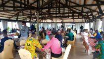 Kwilu/COVID-19 : aide d'urgence multisectorielle de Caritas Congo et Allemagne aux déplacés internes, retournés forcés de l'Angola et population hôte dans 5 ZS d'Idiofa